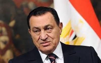 مصر کے سابق صدر حسنی مبارک انتقال کر گئے
