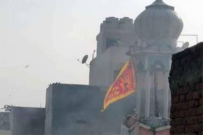 نئی دہلی، حالات کشیدہ، دہشتگردوں کا مسجد پر بھی حملہ، ہلاکتیں 13 ہو گئیں