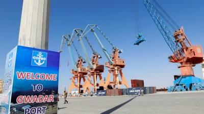 پاکستان نے امریکا کو سی پیک میں سرمایہ کاری کی دعوت دیدی
