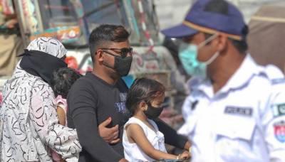 پاکستان میں کرونا وائرس کی تعداد بڑھ گئی