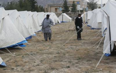 تفتان بارڈر پر قرنطینہ میں موجود زائرین کی تعداد 4 ہزار تک پہنچ گئی