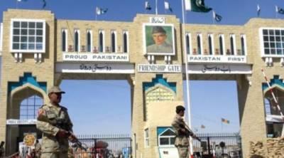 افغانستان اور ایران کے ساتھ ملکی سرحدیں مکمل طور پر بند کر دی گئیں
