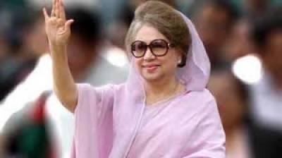بنگلا دیشی حکومت نے سابق وزیر اعظم خالدہ ضیا کو رہا کردیا