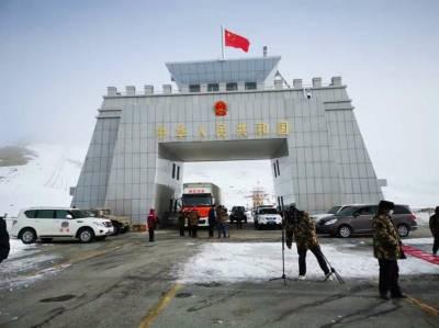چین نے کرونا وائرس سے نمٹنے کے لئے گلگت بلتستان حکومت کو امدادی سامان بھیج دیا