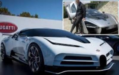 کرسٹیانو رونالڈو نے ڈیڑھ ارب روپے کی کار خرید لی