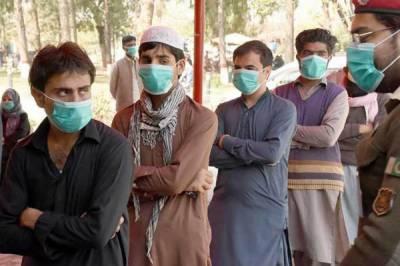 ملک بھر میں 2 ہزار 249 افراد میں وائرس کی تصدیق