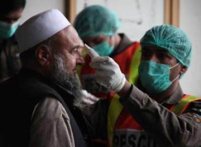 پاکستان میں کورونا وائرس کے مریضوں میں مسلسل اضافہ، تعداد 2386 تک پہنچ گئی