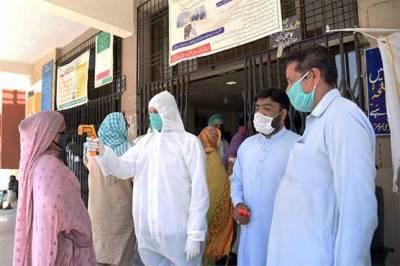 ملک بھر میں 2450 افراد میں کورونا وائرس کی تصدیق