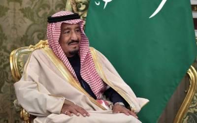 سعودی فرمانروا شاہ سلمان بن عبدالعزیز کا برطانوی شاہی خاندان سے رابطہ