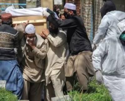 کورونا وائرس: پاکستان میں ہلاکتیں 41 ہو گئیں، 2818 افراد متاثر