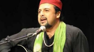 نیویارک میں موجود گلوکار سلمان احمد کورونا وائرس کا شکار