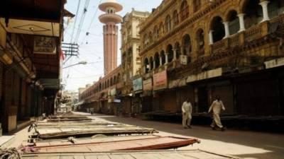 پابندی کے باوجود کراچی کے تاجر یکم رمضان سے کاروبار کھولنے پر بضد