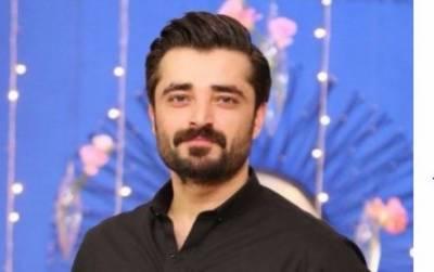 جنون کی حد تک شوق کی وجہ سے شوبز کی دنیا میں آیا ' حمزہ عباسی