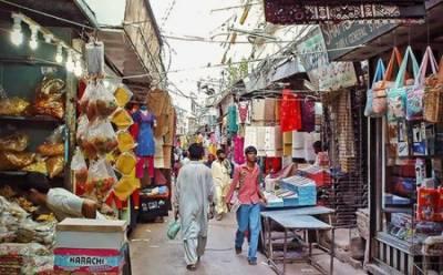 سندھ حکومت کی اجازت سے کراچی میں کاروباردوبارہ شروع