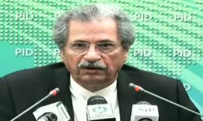 بورڈز کے تمام امتحانات منسوخ کردیے گئے ہیں، شفقت محمود
