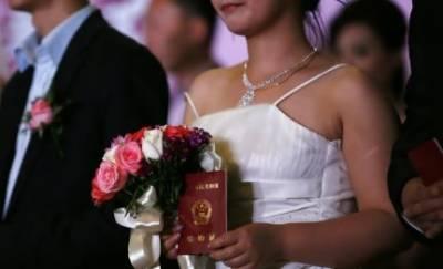 چین میں انٹرنیٹ پر شادیوں کے رجحان میں اضافہ