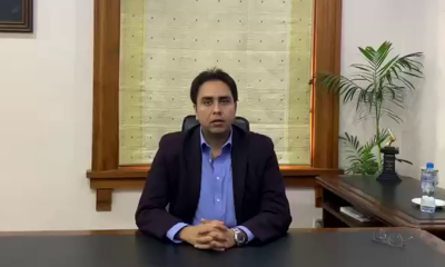 شہباز گِل وزیراعظم عمران خان کے اعزازی معاون خصوصی مقرر