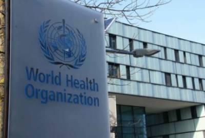 جراثیم کش سپرے انسانوں کیلئے خطرناک ہو سکتا ہے، عالمی ادارہ صحت