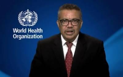 آنے والے دن تاریک ہیں لیکن ہم ان پر قابو پالیں گے' عالمی ادارہ صحت