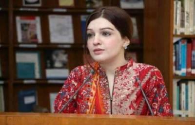 پاکستانی عوام کشمیریوں کو اپنی خوشیوں میں یاد رکھیں، مشعال ملک