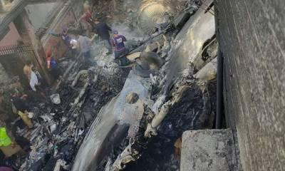 کراچی طیارہ حادثہ: ماہرین آج فرانس سے پاکستان پہنچیں گے