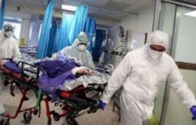 کورونا کے باعث مزید 57 افراد جاں بحق، مریضوں کی تعداد 64ہزار سے تجاوز کرگئی