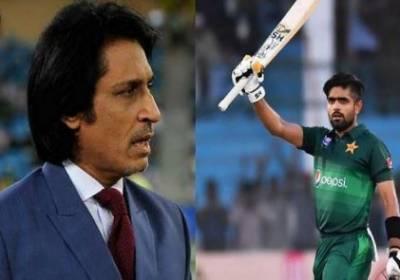 پاکستانی کپتان بابر اعظم کو جارحانہ انداز میں ٹیم کی قیادت کرنی چاہئے، رمیز راجہ