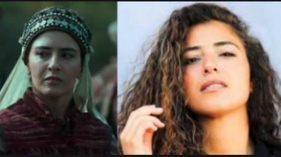ترک اداکارہ پاکستانی چائے کی شوقین