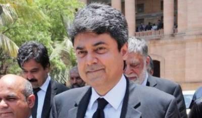 وزیر قانون و انصاف فروغ نسیم عہدے سے مستعفی ہو گئے