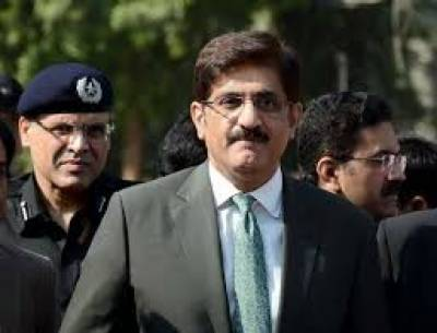 وزیر اعلیٰ سندھ سید مراد علی شاہ کو نیب نے طلب کر لیا