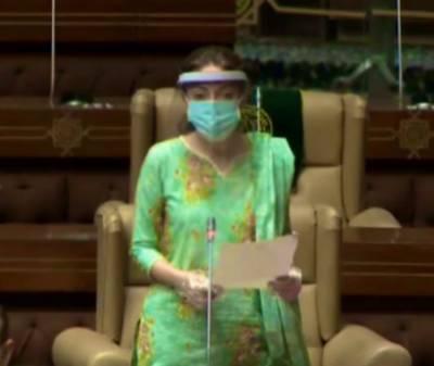 شرمیلا فاروقی خواتین کی مخصوص نشست پر رکن سندھ اسمبلی بن گئیں