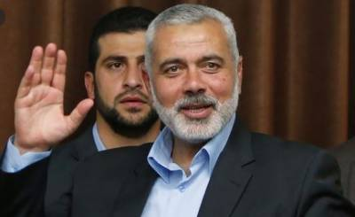 اسماعیل ہانیہ نے اسرائیل کے خلاف 4 نکاتی ایجنڈا پیش کر دیا