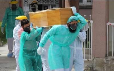 کورونا سے ایک دن میں ریکارڈ 4 ہزار960 افراد متاثر، 67 افراد جاں بحق
