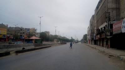 سندھ حکومت کا صوبے میں 2 ہفتوں کے لیے سخت لاک ڈاؤن پر غور