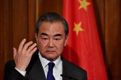 علاقائی خودمختاری کے عزم کو بھارت ہلکا نہ لے، چینی وزیر خارجہ