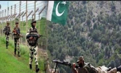 بھارتی فوج کی ایل او سی پر فائرنگ،خاتون سمیت 4شہری شہید،1زخمی