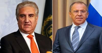 پاکستان اور روس کا علاقائی تناظر میں قریبی تعاون کو فروغ دینے پر اتفاق