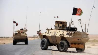 افغان صوبے ہلمند میں کار بم دھماکا اور راکٹ حملہ، 23 افراد جاں بحق