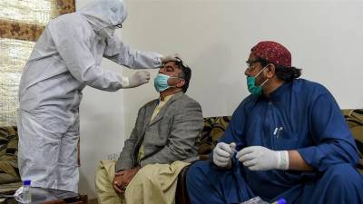 کوروناوائرس:ملک بھر میں78افراد جاں بحق ،مزید4ہزار339کیسزرپورٹ