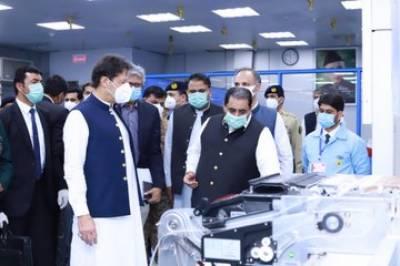 پہلی بار پاکستان میں تیار کیے گئے وینٹی لیٹرز این ڈی ایم اے کے حوالے