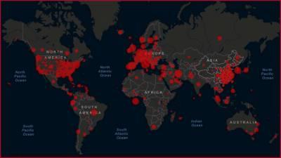 دنیا میں کورونا وائرس سے ایک کروڑ 19 لاکھ 75 ہزار افراد متاثر