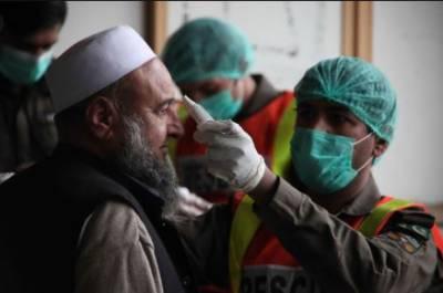 کورونا ، پاکستان میں3174 نئے کیسز، صحتیاب افراد کی تعداد میں مزید 6 ہزار کا اضافہ