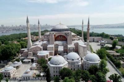 ترک عدالت نے آیا صوفیہ کو دوبارہ مسجد بنانے کی منظوری دیدی