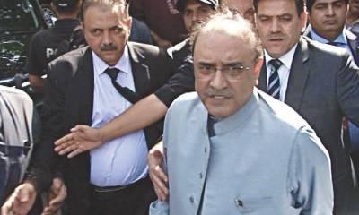 جعلی اکاﺅنٹس کیسز میں آصف علی زرداری کے خلاف نیا مقدمہ تیار