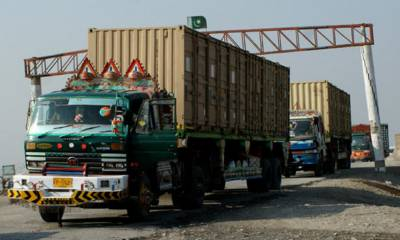 پاکستان کا افغان ٹرانزٹ ٹریڈ کیلئے 15 جولائی سے واہگہ بارڈر کھولنے کا اعلان