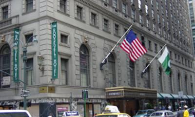 روزویلٹ ہوٹل فروخت نہیں کر رہے، وفاقی حکومت