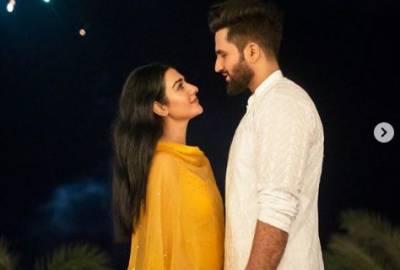 سارہ خان اور فلک شبیر رشتہ ازدواج میں منسلک ، تصاویر، ویڈیوز انسٹا گرام پر شیئر کردیں