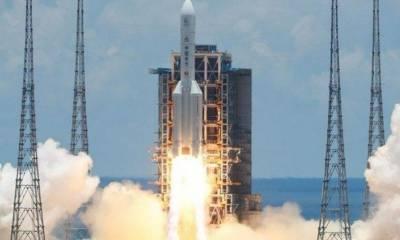 چین کا خلائی مشن 'تیان ون' مریخ کے لیے روانہ
