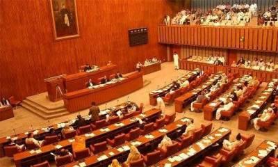 سینیٹ قائمہ کمیٹی نے اقوام متحدہ سکیورٹی کونسل ترمیمی بل منظور کرلیا