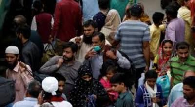 پاکستان میں کورونا کے مریضوں کی تعداد میں کمی آنا شروع